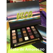 The Vice Palette 3 Urban Decay C/ Pincel Original No Brasil