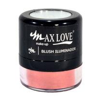 Blush Iluminador Max Love Nº4 Bronze