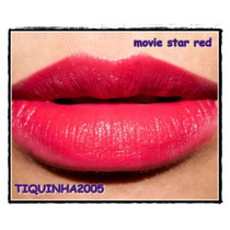 Mac Cream Colour Base Movie Star Red Batom E Blush Limitado