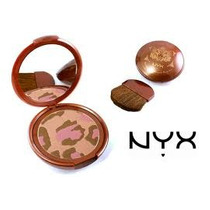 Bronzer Nyx - Cor When Leopard Gets A Tan - Pronta Entrega