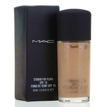 Base Mac Studio Fix Fluid Spf 15 Cor Nc35 Original 30ml