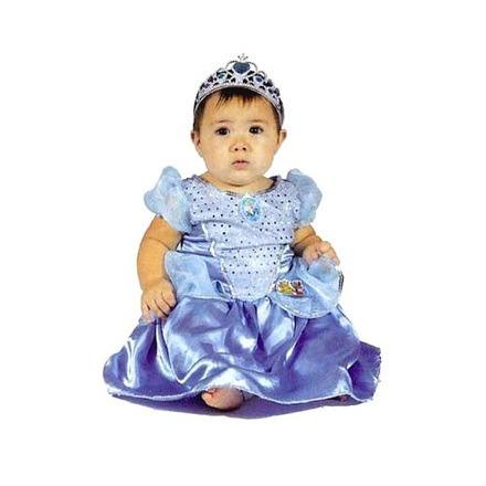 Fantasia cinderela baby bebe roupa pp 1 ano princesas r for Jardineira bebe 1 ano