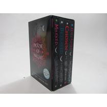 Livro Em Inglês - House Of Night Books 1-4