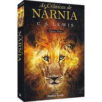Livro - As Crônicas De Nárnia - Volume Único - Novo Lacrado