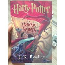 Harry Potter E A Camara Secreta -2º Livro Da Saga Lt