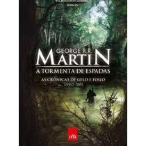 Cronicas De Gelo E Fogo, V.3 - Tormenta De Espadas Livro