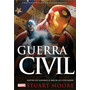 Guerra Civil Livro Moore, Stuart Marvel