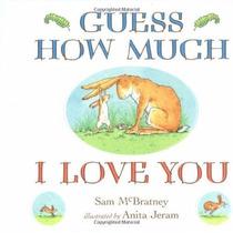 Livro Importado Adivinha Quanto Eu Te Amo