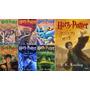 Coleção Completa Harry Potter - Capa Original (7 Livros)