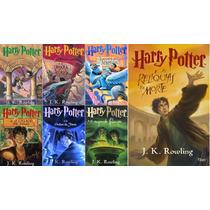Coleção Harry Potter - Capa Original (7 Livros)
