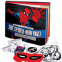 Livro Gift Set The Spider Man Vault A Museum-in-a-book Novo