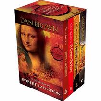 Dan Brown Coleção 4 Livros Frete 8 Reais Robert Langdon