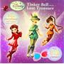 Livro Importado Disney Fadas 3d Tinkerbell