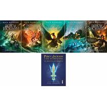 Coleção Percy Jackson & Os Olimpianos Nova Capa (6 Livros)