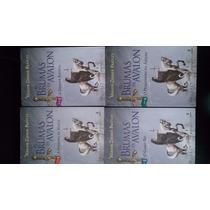 Coleção Completa 4 Livros As Brumas De Avalon