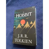 Livro O Hobbit Capa Dura Lacrado Senhor Dos Aneis Tolkien