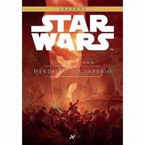 Livro Star Wars: Herdeiro Do Império - Lacrado
