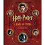 Livro Harry Potter - A Magia Do Cinema - Capa Dura + Brindes