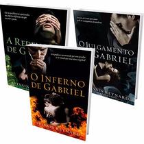 Trilogia O Inferno De Gabiel Redenção Julgamento Frete 12 Rs