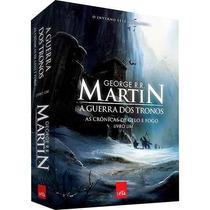 Livro A Guerra Dos Tronos - Volume 1 - Frete Grátis