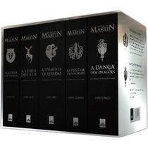 Box Game Of Thrones - Edição Pocket (5 Livros)