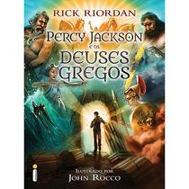 Livro - Percy Jackson E Os Deuses Gregos