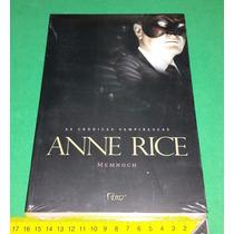 Memnoch - Crônicas Vampirescas - Anne Rice Livro Novo
