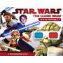 Livro Em Inglês - Star Wars The Clone Wars: A Jedi Adventure