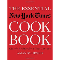 Livro Em Inglês - The Essential New York Times Cookbook
