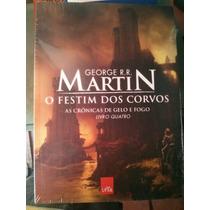 Dgs - Livro 4, George R.r. Martin, O Festim Dos Corvos
