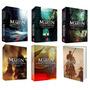 Kit As Crônicas De Gelo E Fogo + Cavaleiro 7 Reinos(6 Livros