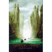 Livro Trilogia Senhor Dos Anéis J. R. R Tolkien Volume Unico