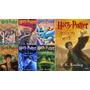 Coleção Completa Harry Potter - Capa Original (7 Livros) !
