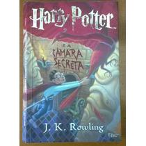 Harry Potter E A Câmara Secreta - Livro 2