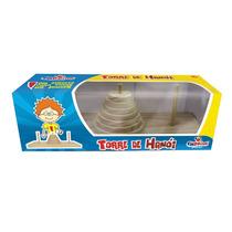 Jogo Torre De Hanói Pedagógico, Educacional, Infantil