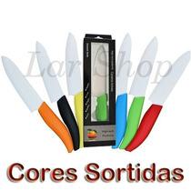 Faca Para Cozinha Em Cerâmica Cabo Color 5 2612/05