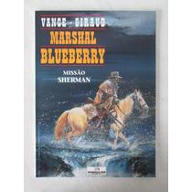 Blueberry - Missão Sherman - Meribérica - 1998
