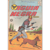 *ock*aguia Negra Nº 47-anos 50-rio Grafica Editora