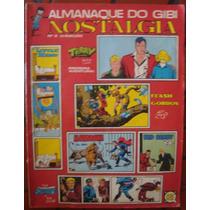 Almanaque Do Gibi Nostalgia Nº 2 = Rge = Ano De 1975