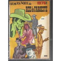 Almanaque Reis Do Faroeste De 1976 Ebal