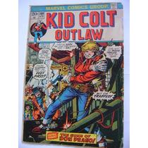 Kid Colt Outlaw Nº 169 April 73 Marvel Comic Group