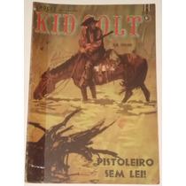 Hq Emoção Nº 109 - Kid Colt - Ed. La Selva - Out/1964