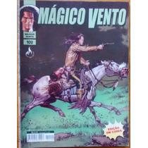 Mágico Vento O Crepusculo Dos Heróis Nº 100 Mythos