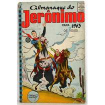 Almanaque Do Jerônimo Para 1963