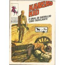 Kansas Kid Nº 13 - Ed. Palirex - Portugal - Formato Médio