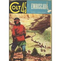 Colt 45 Nº 2 - Emboscada - Ediex - Agosto/1962