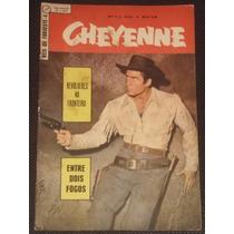 Reis Do Faroeste Nº 4 (1ª Série) - Cheyenne - Abr/1970
