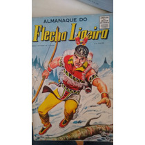 Almanaque Flecha Ligeira - Anos 60 - Original