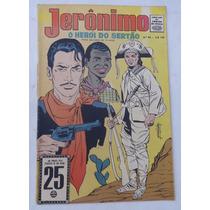 Jerônimo O Herói Do Sertão Nº 90 - Rio Gráfica - 1966