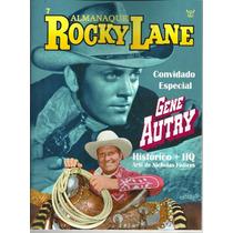 Almanaque Rocky Lane 07 - Lacos - Gibiteria Bonellihq Cx101